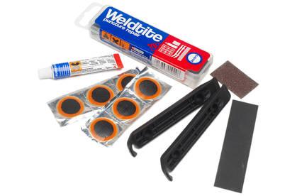 Weldtite - комплект за лепене на гума