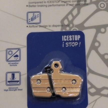 Icestop - накладки за Avid Code