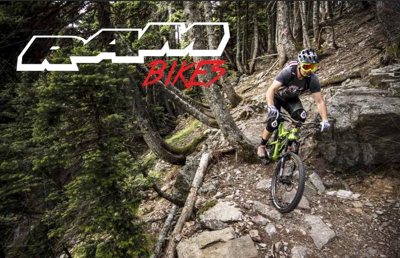 RAM Bikes 2016