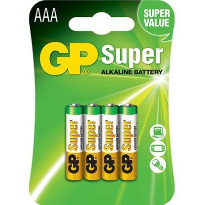 Алкални Батерии AAA