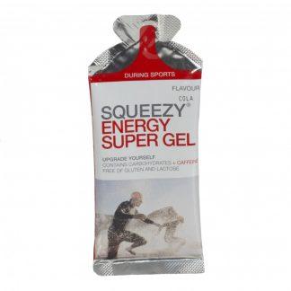 SQUEEZY Energy Super Gel +Caffeine