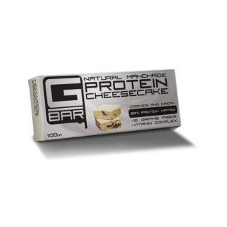 Протеинов бар G-BAR Cheesecake