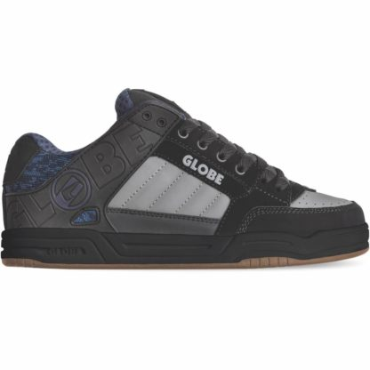 GLOBE Tilt Black/Blue Knit/Gum